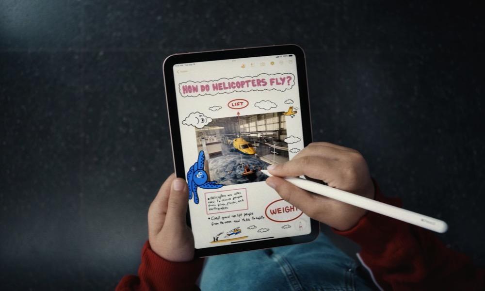 New iPad mini 66