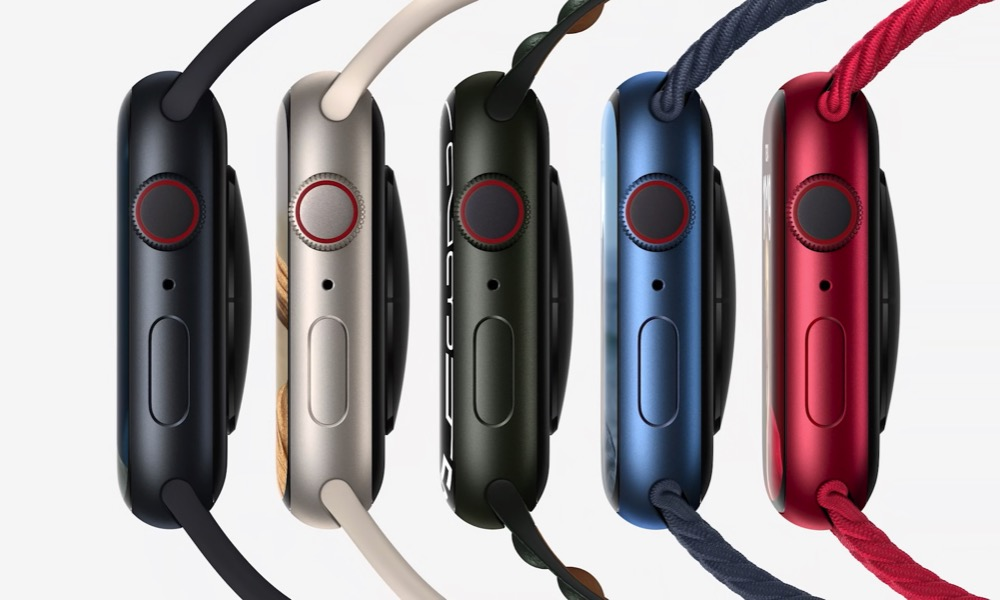 New Apple Watch Series 7 43