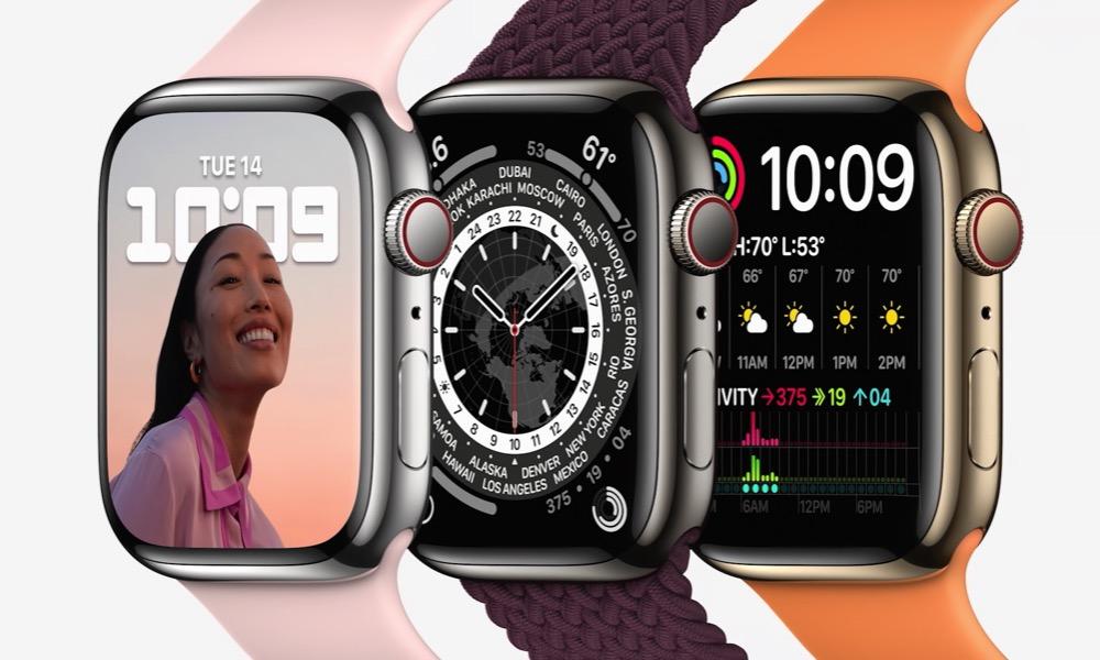 New Apple Watch Series 7 44
