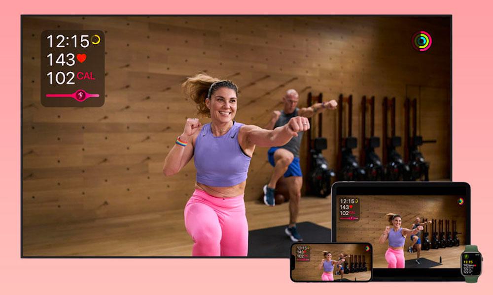 Apple Fitness Plus HIIT SharePlay1