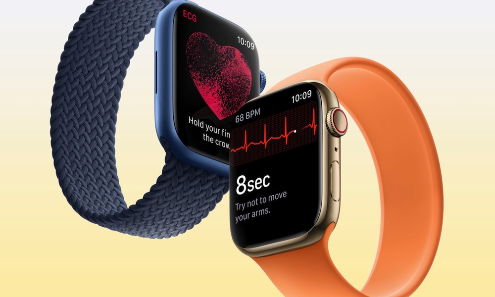 Apple Watch Series 7 ECG and Heart Monitor