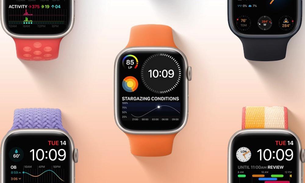 Apple Watch Series 7 Apps