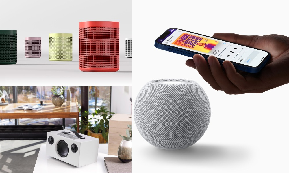 HomePod Sonos Audio Pro