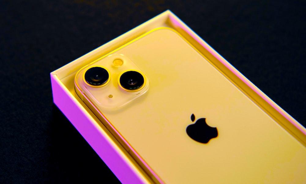 iPhone 13 Rear Camera