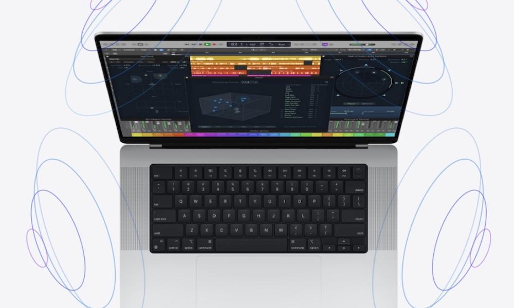 New MacBook Pro 2021